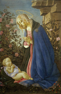 S.Botticelli, Madonna Wemyss by AKG  Images
