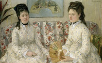 B.Morisot, The Sisters, 1869 by AKG  Images