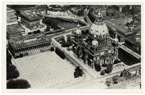 Berlin-Mitte, Dom mit Lustgarten und Altem Museum / Fotopostkarte, um 1935 von AKG  Images