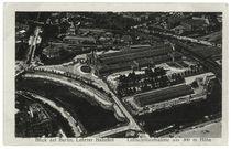 Berlin, Lehrter Bahnhof / Luftaufnahme um 1910 by AKG  Images
