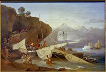 C.W. v. Heideck, Griechische Seeräuber von AKG  Images