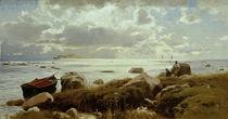 Eugen Bracht, An der Rügener Küste von AKG  Images
