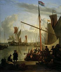 L.Backhuysen, Das Ij vor Amsterdam von AKG  Images
