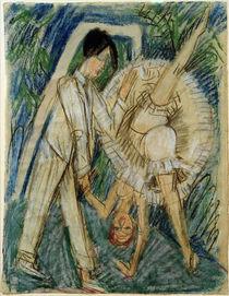 E.L.Kirchner, Tanzpaar von AKG  Images