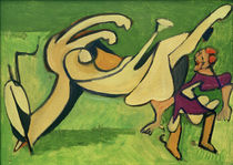 E.L.Kirchner / Horsewoman with Fallen... by AKG  Images