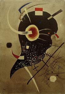 W.Kandinsky, Schwarze Spannung von AKG  Images