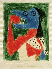 Paul Klee, Hungriges Mädchen, 1939 von AKG  Images