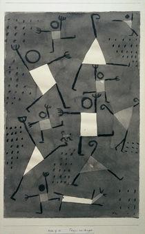 Paul Klee, Tänze vor Angst, 1938 von AKG  Images