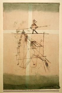 Paul Klee, Der Seiltänzer/ 1923 von AKG  Images