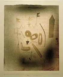 Paul Klee, Strange Theatre / 1929 by AKG  Images