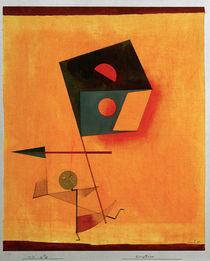 Paul Klee, Conqueror / 1930 by AKG  Images