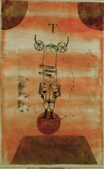 P.Klee, She Devil / 1921 by AKG  Images