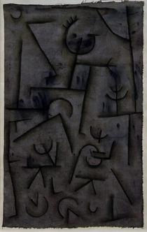 P.Klee, Bacchanal in Rotwein von AKG  Images