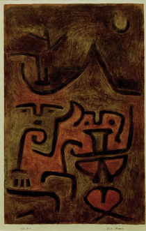 P.Klee, Earth Witches / 1938 by AKG  Images