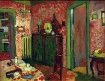W.Kandinsky, Interieur (Mein Eßzimmer) von AKG  Images