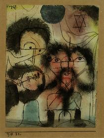 Paul Klee / Dämonen. by AKG  Images