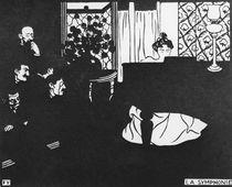 F.Vallotton, Die Symphonie von AKG  Images