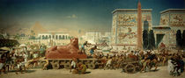 E.J.Poynter, Israel in Ägypten von AKG  Images