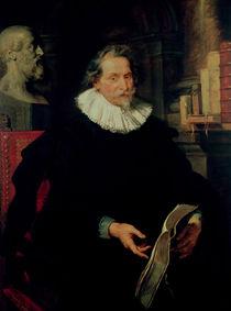 Portrait of Ludovicus Nonnius c.1627 von Peter Paul Rubens