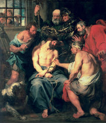 The Crowning with Thorns, 1618-20 von Anthony van Dyck