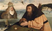The Temptation of St. Anthony by Hieronymus Bosch