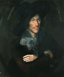 Portrait of John Donne, c.1595 by English School