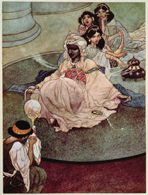The King of the Mountains of the Moon by Charles Robinson