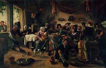 Wedding Party by Jan Havicksz Steen