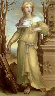 Tanaquil, c.1520-25 by Domenico Beccafumi