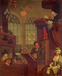 The Dull Sermon von John Collet