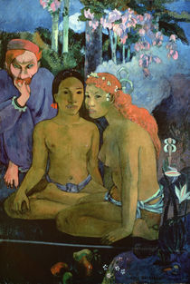 Contes Barbares, 1902 by Paul Gauguin