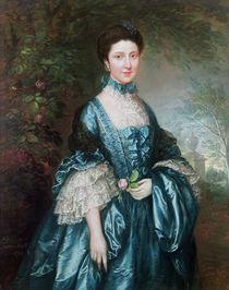 Miss Theodosia Magill, Countess Clanwilliam von Thomas Gainsborough