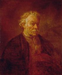 Portrait of an Elderly Man von Rembrandt Harmenszoon van Rijn