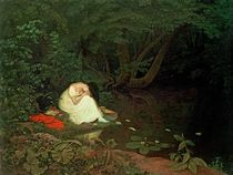 Disappointed love, 1821 by Francis Danby