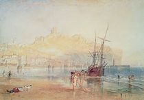 Scarborough, 1825 by Joseph Mallord William Turner