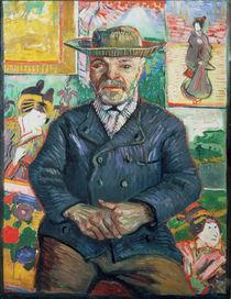 Pere Tanguy, 1887-88 von Vincent Van Gogh