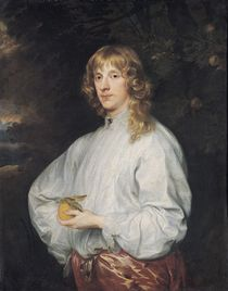 James Stuart Duke of Richmond and Lennox von Anthony van Dyck