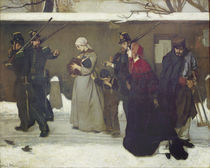 What is Called Vagrancy or by Alfred Emile Stevens
