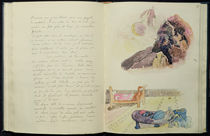 Pages from 'Noa Noa', 1893-94 by Paul Gauguin