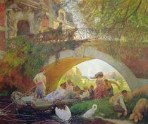 The Prodigal Son by Gaston de La Touche