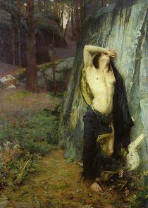 Death of Orpheus von Pascal Adolphe Jean Dagnan-Bouveret