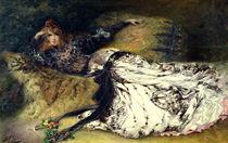 Sarah Bernhardt 1871 von Georges Clairin