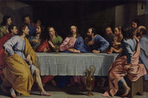 The Last Supper, 1648 von Philippe de Champaigne