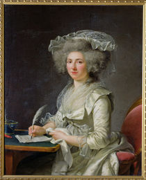 Portrait of a Woman, c.1787 by Adelaide Labille-Guiard