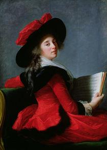 La Baronne de Crussol, 1785 von Elisabeth Louise Vigee-Lebrun