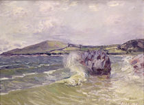 Lady's Cove, Wales, 1897 by Alfred Sisley