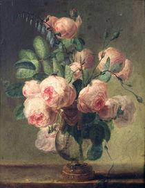 Vase of Flowers von Pierre Joseph Redoute