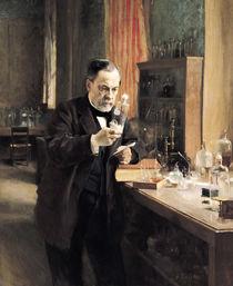 Louis Pasteur in his Laboratory by Albert Gustaf Aristides Edelfelt