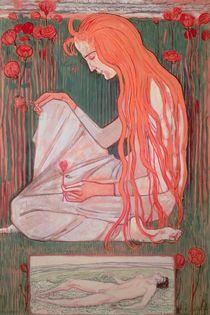 The Dream, 1897 von Ferdinand Hodler