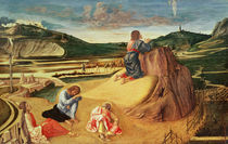 The Agony in the Garden, c.1465 by Giovanni Bellini
